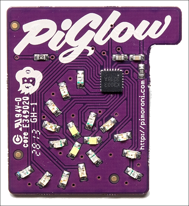 Installing PiGlow - Raspberry Pi By Example