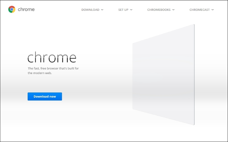 Installing Google Chrome - JavaScript Projects for Kids