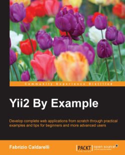 Customizing authentication and response - Yii2 By Example