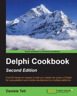 Using FireMonkey in a VCL application - Delphi Cookbook