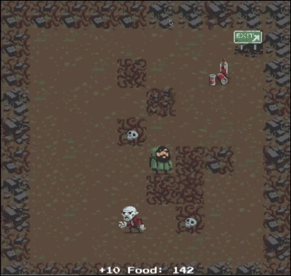 Our own Roguelike project - Procedural Content Generation