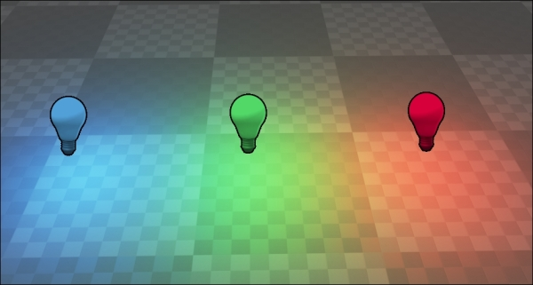 Working with light - Unreal Engine Lighting and Rendering