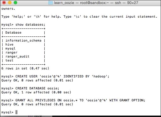 Configuring Oozie in Hortonworks distribution - Apache Oozie