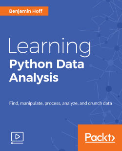 Learning Python Data Analysis [Video]