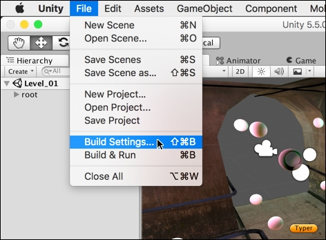 Moving forwards with mobile development - Mastering Unity 5 x