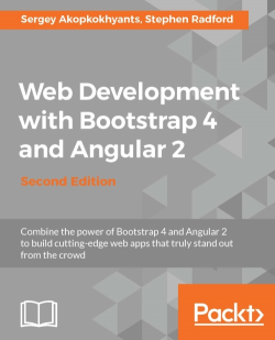Product card - Web Development with Bootstrap 4 and Angular 2