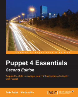 Leveraging the new template engine - Puppet 4 Essentials