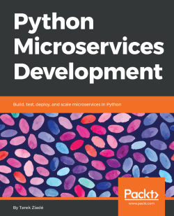 Deploying on AWS - Python Microservices Development
