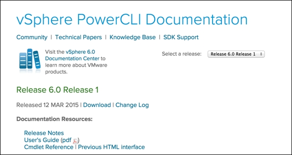 Understanding PowerCLI - PowerCLI Essentials