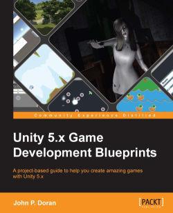 Unity 5.x Game Development Blueprints