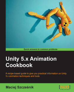 Using cloth - Unity 5 x Animation Cookbook