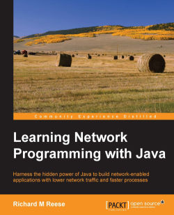 Java support for P2P applications - Learning Network Programming