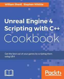 Mouse UI input handling - Unreal Engine 4 Scripting with C++ Cookbook