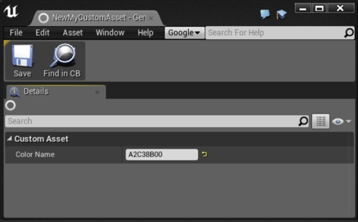 Inspecting types with custom Details panels - Unreal Engine