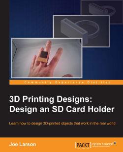 3D Printing Designs: Design an SD Card Holder