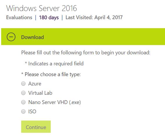 Provisioning Nano Server on Windows 10 - Learning Windows Server