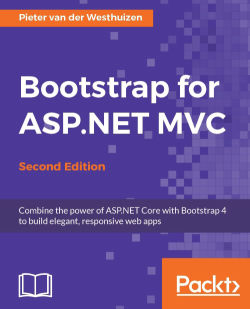 The accordion/collapse component - Bootstrap for ASP NET MVC