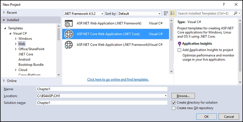 Creating an empty ASP NET MVC site and adding Bootstrap manually