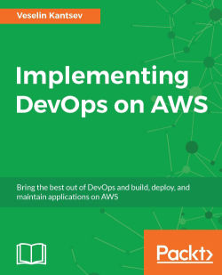 Terraform code (resources tf) - Implementing DevOps on AWS