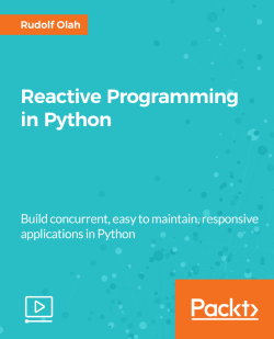 Reactive Programming in Python [Video]