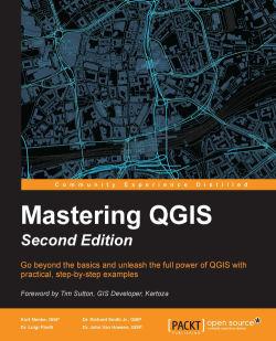 Aligning raster pixels - Mastering QGIS - Second Edition