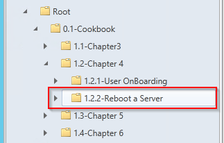 Starting an SCO Runbook with the Orchestration Console