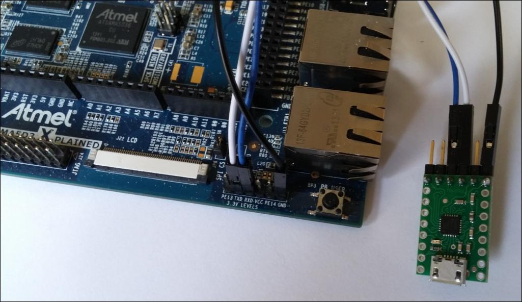 Installing a development system - GNU/Linux Rapid Embedded