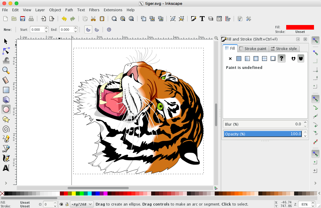 Importing SVG from Inkscape and use in D3 - Expert Data