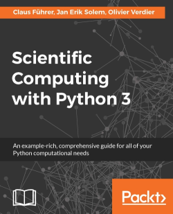 Meshgrid and contours - Scientific Computing with Python 3