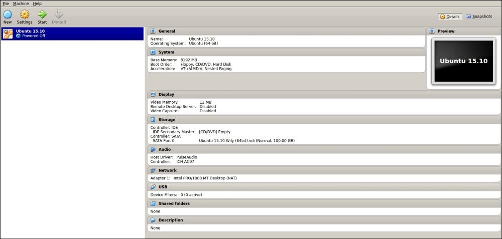 How to install VirtualBox and Ubuntu - Effective Robotics
