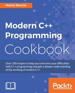 Asserting with Google Test - Modern C++ Programming Cookbook