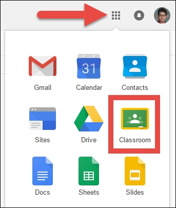 Creating your first Google class - Teaching with Google Classroom