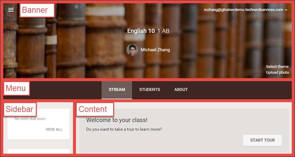 Navigating Around Google Classroom Teaching With Google Classroom