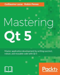 Examining the memory with Qt Creator - Mastering Qt 5