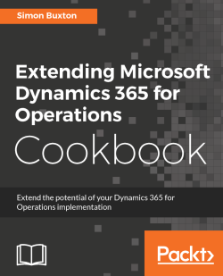 Creating a data entity - Extending Microsoft Dynamics 365 for