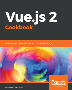 Displaying and hiding an element conditionally - Vue js 2 Cookbook