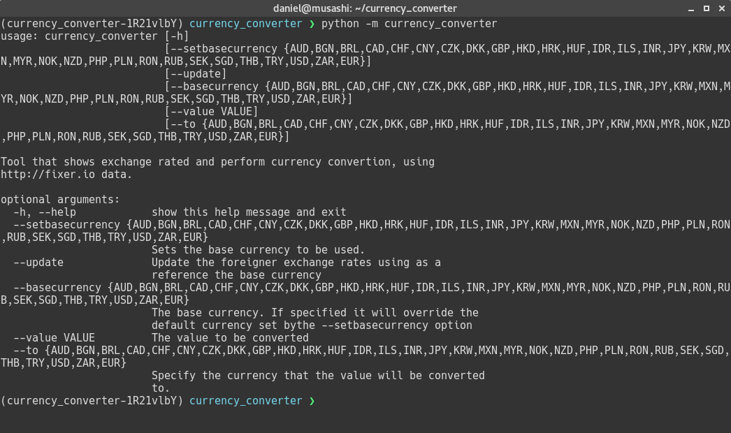 Testing our application - Python Programming Blueprints