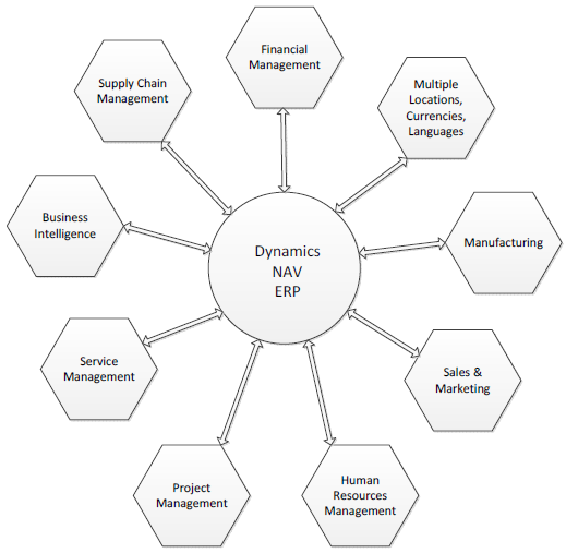 NAV 2017 - An ERP system - Programming Microsoft Dynamics