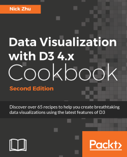 Data Visualization with D3 4.x Cookbook - Second Edition