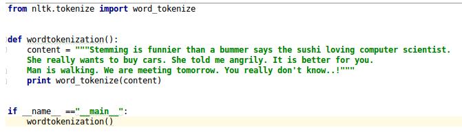 Handling corpus-raw sentences - Python Natural Language