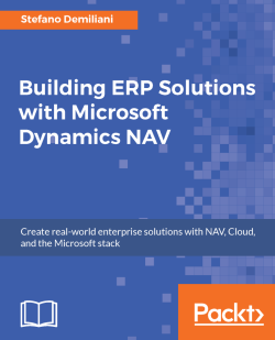 Building ERP Solutions with Microsoft Dynamics NAV