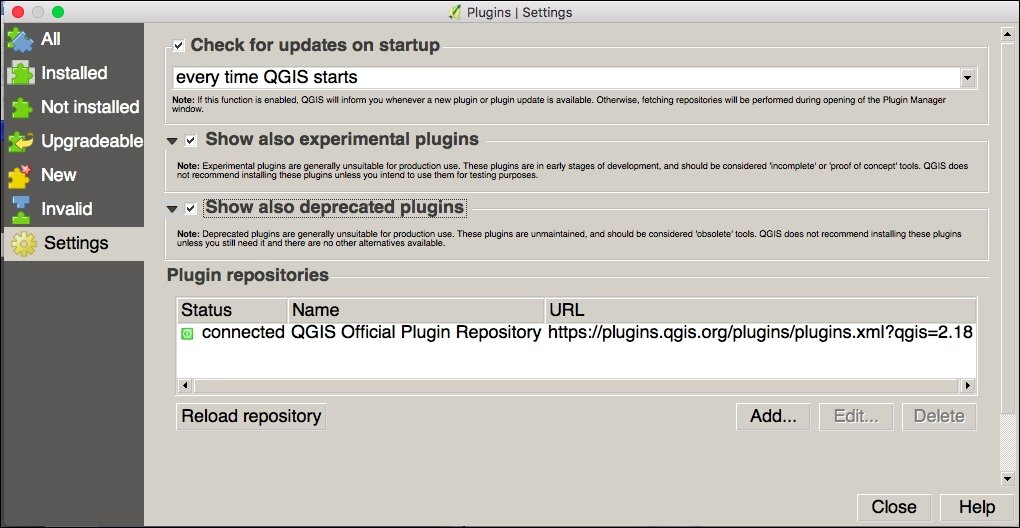 Debugging QGIS Python scripts - QGIS Python Programming Cookbook