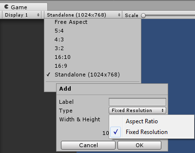 Resolution and aspect ratio - Mastering UI Development with