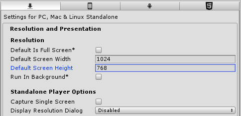 Resolution and aspect ratio - Mastering UI Development with Unity