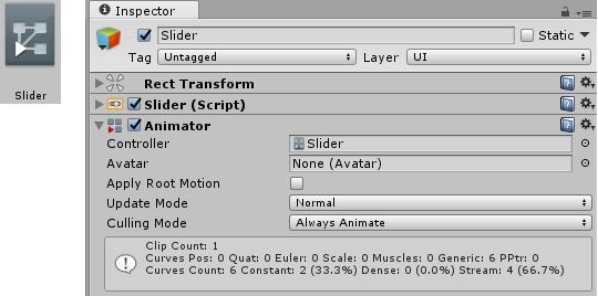 Animator Controller - Mastering UI Development with Unity