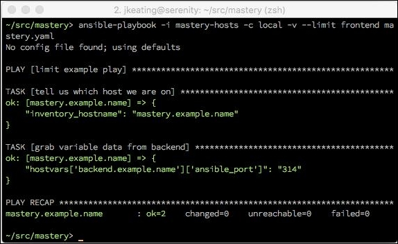 Inventory parsing and data sources - Mastering Ansible