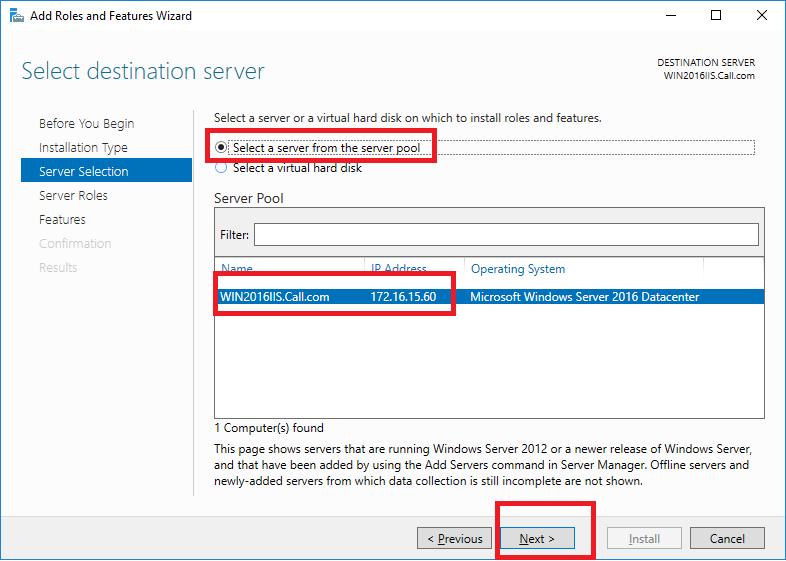 Installing IIS 10 0 on Windows Server 2016 - Microsoft IIS 10 0 Cookbook