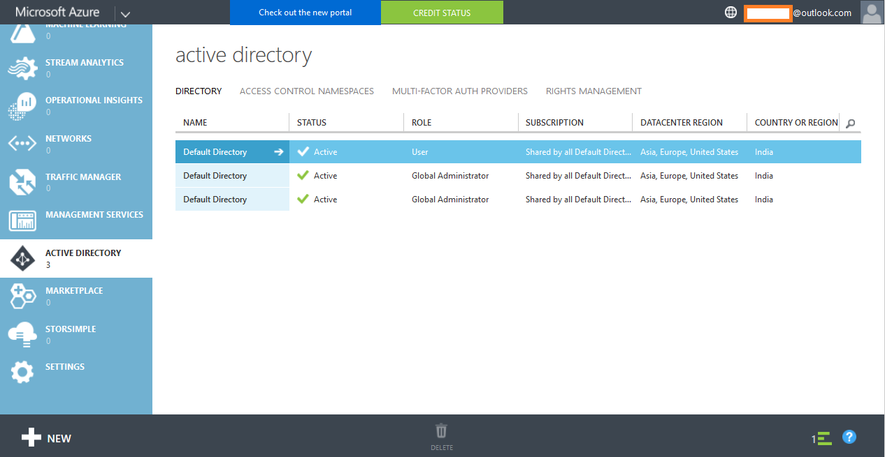 Overview of Microsoft Azure Service - Implementing DevOps with