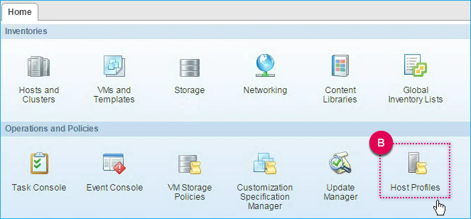 Scheduling Host Profile compliance checks - VMware vSphere