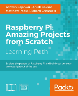 Raspberry Pi: Amazing Projects from Scratch